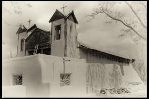 Chimayo sanctuary